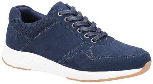 Cotswold Hankerton Lace Mens Shoes Navy